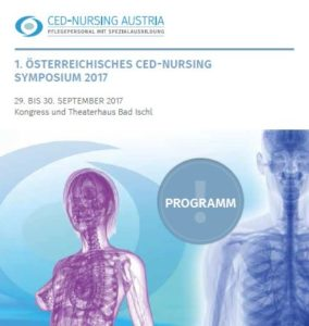 Programm CED Nursing Symposium